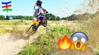 Ash dreht ab 💪 Gelände Action mit Folgen 💥 Erstes Mal Moto Cross 😲 TipTapTube Family 👨👩👦👦
