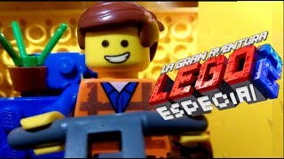 ESPECIAL THE LEGO MOVIE 2!!!(OPINION)