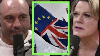 Eddie Izzard Explains Brexit to Joe Rogan
