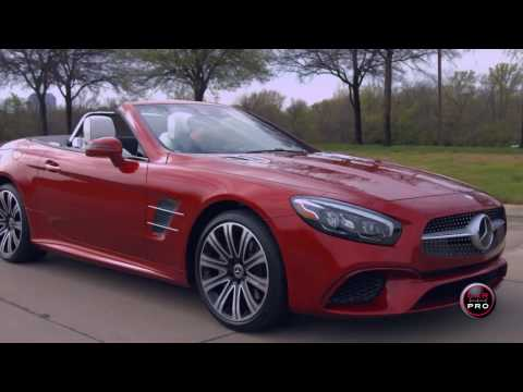 2017 Mercedes-Benz SL450 Test Drive and Review