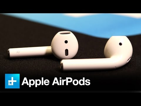 Apple AirPods - Hands On Review