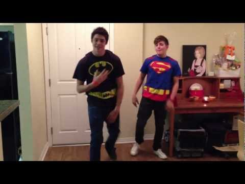 Boyfriend By Justin Bieber Super Hero Swag video