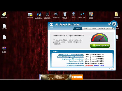 PC Speed Maximizer 1 Link + Licencia Full en Español [HD]