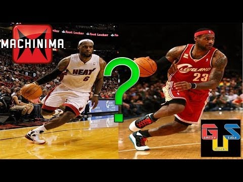 LeBron Choosing Between Heat And Cavaliers? July 2014 Rumor - NBA Day 8 Free Agency
