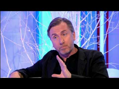 Tim Roth   Quentin Tarantino The Hateful Eight Interview the one show
