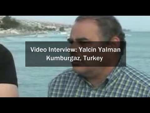 *New* Yalcin Yalman - Video Interview ( English Translation) UFO OVNI