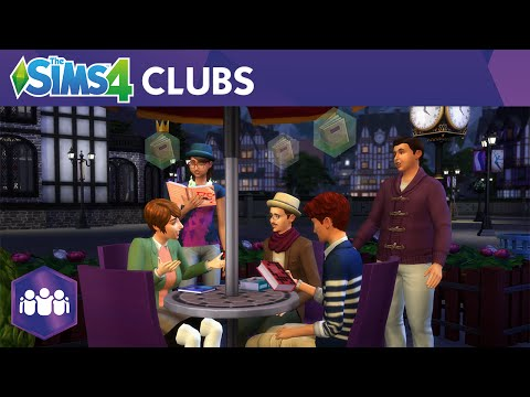 The Sims 4 Get Together: Official Clubs Gameplay Trailer