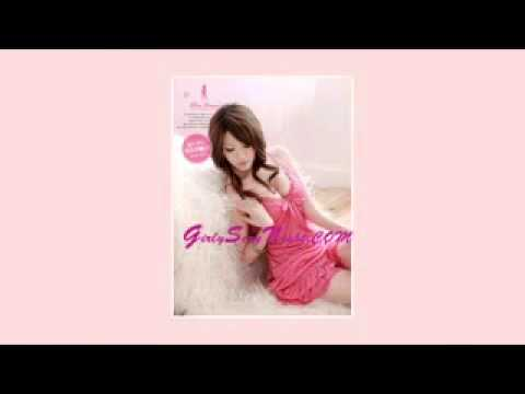 Girly Sexy-  Lingerie- Sexy Thai- Young Girl Thai video