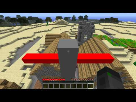 - Review POGOSTICKS MOD / El hermano de happy wheels de minecraft
