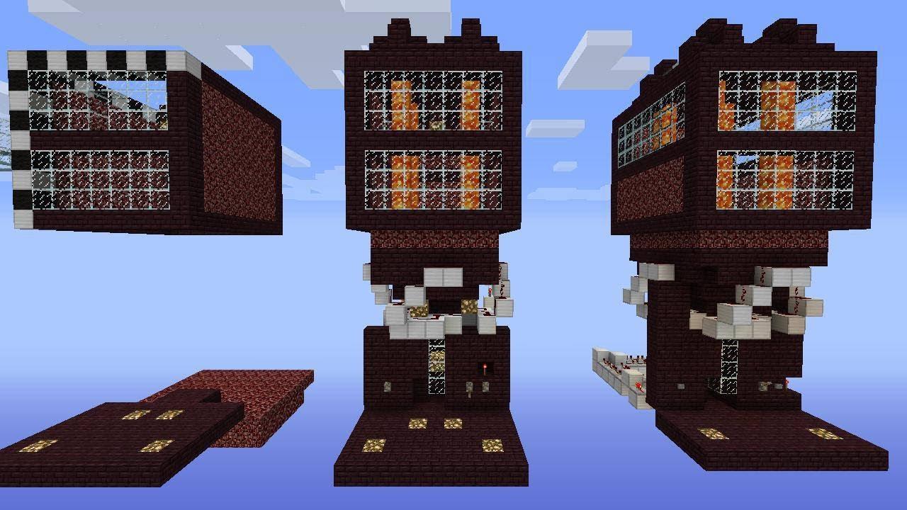 minecraft how to make a blaze xp farm