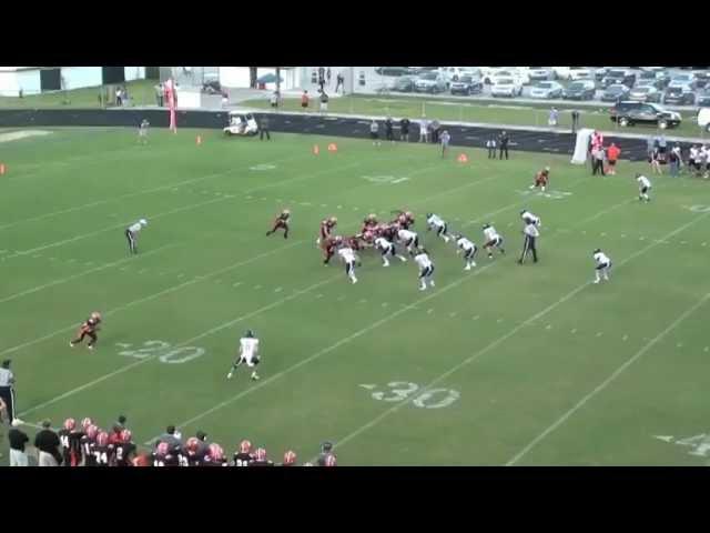 Dillon Bates 2012 Junior Highlights