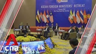 South China Sea will be ASEAN's priority in 2020