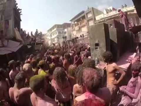 Holi Festival - Pushkar, India (2015)
