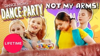 Dance Moms: Dance Party - Not My Arms Challenge | Lifetime