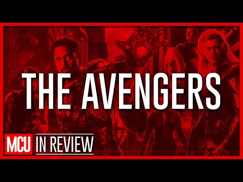 The Avengers - Every Marvel Movie Reviewed & Ranked