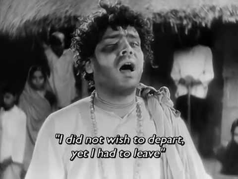 Devdas - 1936  - Mat Bhool Musaafir video