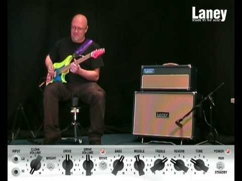 Laney Lionheart L20H + LT212 demo
