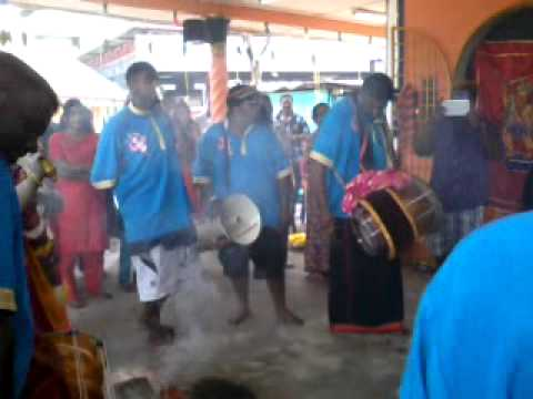 Malai Kottai Muniswarar Urumi Melam At Kepong video