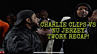 CHARLIE CLIPS VS NU JERZEY TWORK RECAP! URLTV.TV APP EXCLUSIVE!