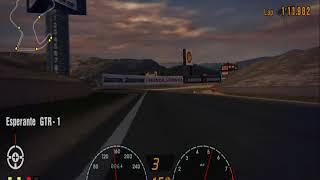 Gran Turismo 3 AI Fail Esperante GTR 1
