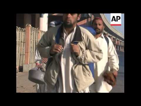 Strike in Karachi brings business to a halt