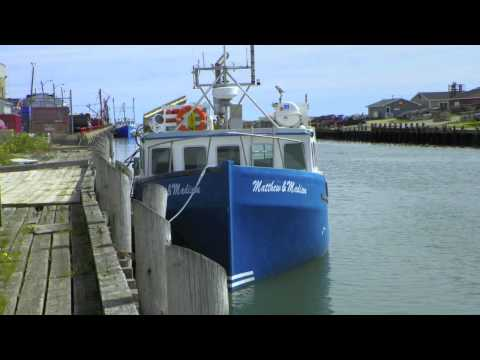 Simon Feret - Down In Glace Bay