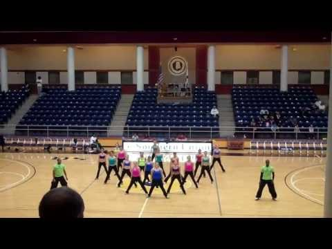 Southern Union State Community College HOMECOMING Half Time Performance by SU Dancers @SuperGates32
