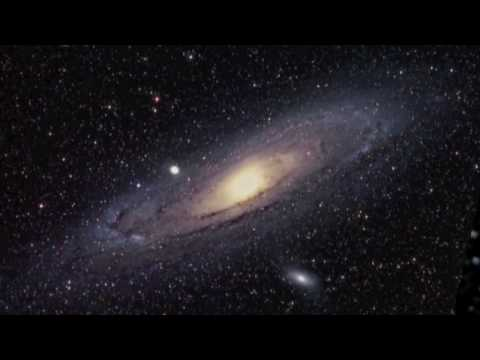 The Hole in the Andromeda Galaxy Video