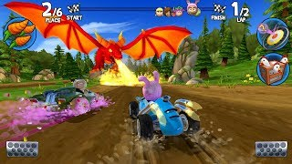 ThuBaby Game - Racing BB Racing 2 Super Attractive Class