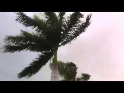 Fuertes vientos en Navojoa 24 Sep
