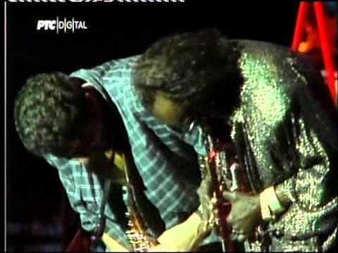 Miles Davis Concert in Belgrade, 1986 , Part 3