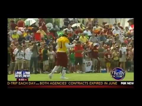"Bill O'Reilly On The Washington ""Redskins"" Controversy"
