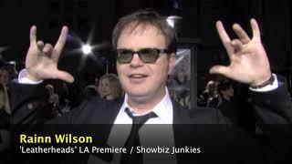 Rainn Wilson Interview - 'The Office' and 'The Rocker'