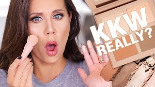 KKW BEAUTY Powder Contour & Highlight Kit | HOT or NOT ???