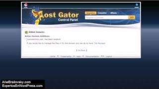 TODO hosting BD, dominio, ficheros etc