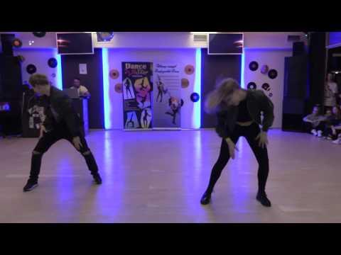 """Dance studio """"Amfiks"""" Бурцев Александр и Губина Таисия"""
