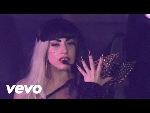 The Edge of Glory (Gaga Live Sydney Monster Hall)