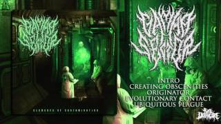 GAMMA SECTOR - Elements Of Contamination (Official EP Stream) | Pure Deathcore Exclusive [2016]
