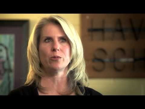Parent Justine W. talks about her experience at Havern School - 10/10/2014