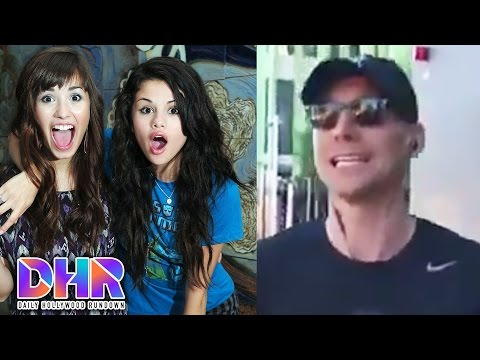 Demi Lovato Gets Shaded By Selena Gomez - Tom Hiddleston Dodges Taylor Swift Questions (DHR)