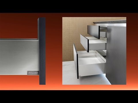 Salice | Lineabox, the revolutionary drawer