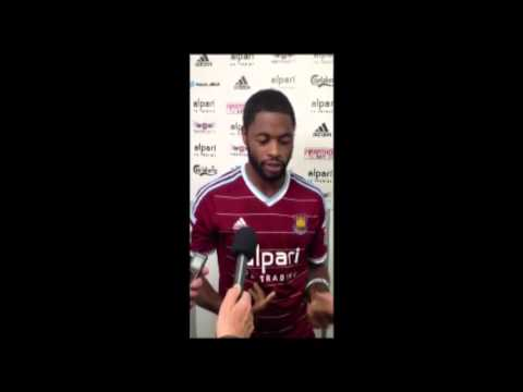 Alex Song's Shorts