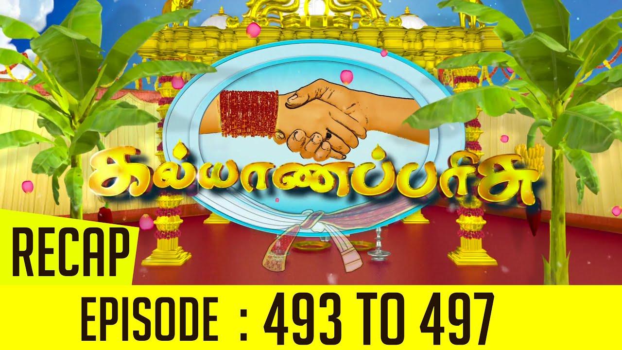 Kalyanaparisu Recap   Episode 493 to 497