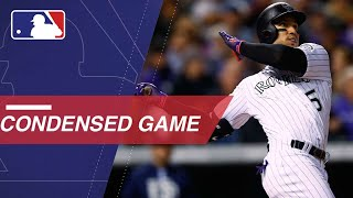 Condensed Game: SD@COL 9/16/17