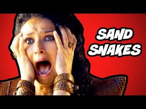 Game Of Thrones Season 5 - The Sand Snakes Explained