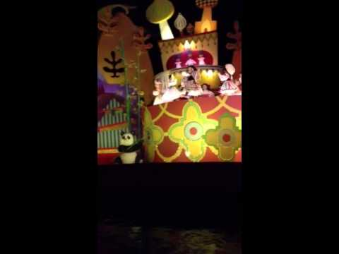 Disney small world ride