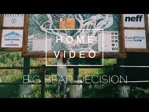 Big Bear Decision
