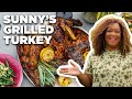 Sunny Anderson's Butterflied Grilled Thanksgiving Turkey | Food Network