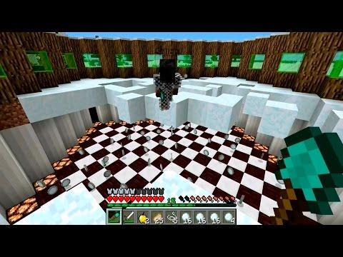 Minecraft:Прохождение карты Чёрный Властелин