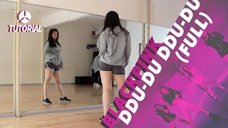 [FULL DANCE TUTORIAL] BLACKPINK - DDU-DU DDU-DU (뚜두뚜두) | Dance Tutorial by 2KSQUAD